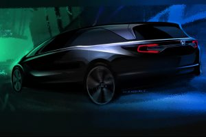 ホンダが新型オデッセイを来年1月の北米国際自動車ショーで世界初公開