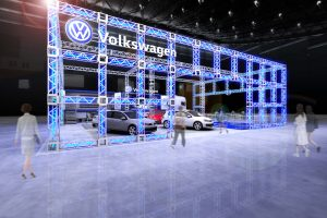 「VW」がオートサロンでCOXとエッティンガーのチューンドモデルを展示