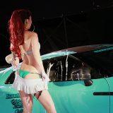 【画像】【閲覧注意】ビキニ美女がボディ洗い【クロスファイブ】