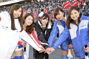 これで見納め!ニスモ「レースクイーン」【ニスモフェスティバル2016】