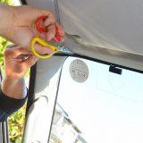 【画像】【DIY】ドライブレコーダーの配線を「専用モール」で美しく装着!