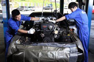 46万kmスカイラインGT-Rのエンジンのオイル漏れ箇所を検証【BNR32不定期連載2】