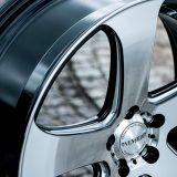 【画像】ミニバン/SUVに似合う極太5スポーク『ヴェネルディ・ヴィゴーレ』