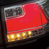 【画像】極太ファイバーと流れるウインカーのレクサスCT用LEDテール