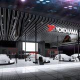 【画像】「横浜ゴム」はオートサロンで『ADVAN』を全面アピール!