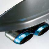 【画像】純正バンパー専用に設計した50プリウス用スポーツマフラー