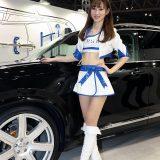 【画像】おヘソ美人キャンギャル写真集全55カット【東京オートサロン】