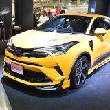 【画像】トヨタ系ワークスが「C-HR」ドレスアップ5案を提案【東京オートサロン2017】