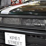 【画像】学生たちが甦らせた昭和の名車「KP61スターレット」【東京オートサロン2017】