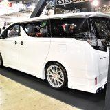 【画像】アルパインがコンプリートカー販売を4月から開始【東京オートサロン2017】