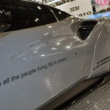 【画像】超高級スポーツカーをイジる「リバティウォーク」の潔さ