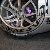 【画像】これは不思議!タイヤを完全カバーしても自走可能【東京オートサロン2017】