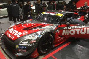 【大阪オートメッセ2017】本物のレーシングカーに乗れる大チャンス!!