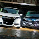 オデッセイ&ステップワゴンのイメージを一新する「チョイ足しエアロ」