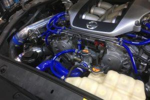 【大阪オートメッセ2017】R35GT-R乗りなら欲しくなるアイディア商品