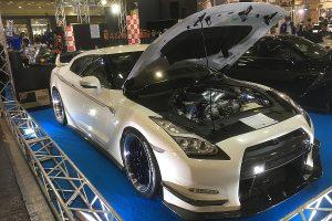 【大阪オートメッセ2017】特選!日産GT-Rチューニング11台