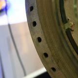 ディクセルが夢のカーボン製ブレーキを開発中【大阪オートメッセ2017】