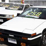 【画像】昭和の名車『AE86レビン&トレノ』人気が再燃!!