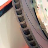 【画像】ディクセルが夢のカーボン製ブレーキを開発中【大阪オートメッセ2017】