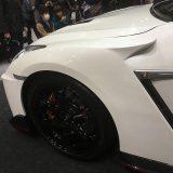 【画像】【大阪オートメッセ2017】最速GT-Rモデルを作り上げるオプション「Nアタックパッケージ」