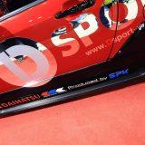 【画像】【大阪オートメッセ2017】ダイハツ・デトマソを彷彿させる「赤×黒」2トーンボディ