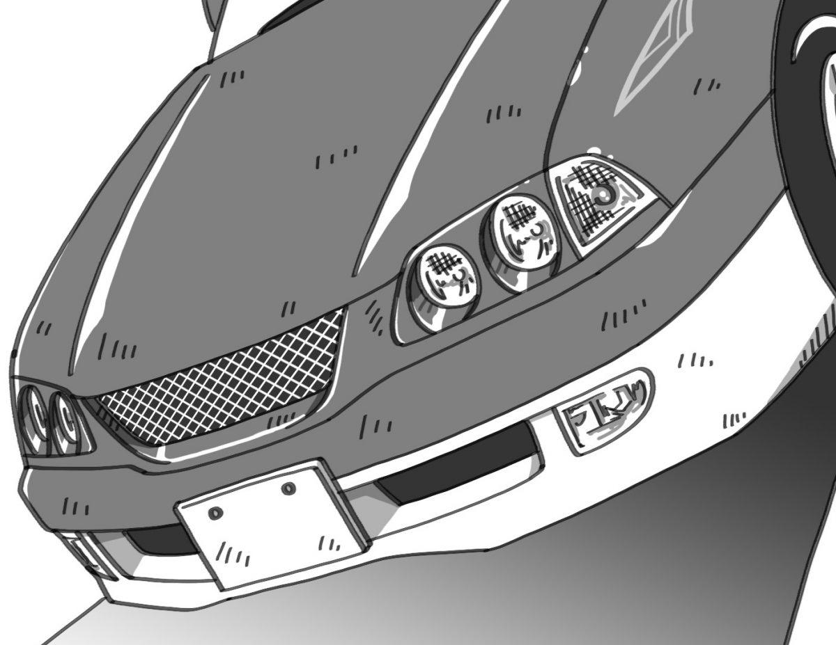 【カスタム回顧録】丸目4灯ヘッドライト化 [第1回]