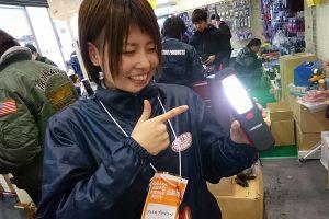 【大阪オートメッセ2017】「アストロプロダクツ」がお得なイベント価格でDIYグッズを販売中!