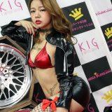 【画像】お待たせ!「ヘソ美人」キャンギャル【大阪オートメッセ2017】
