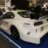 【画像】【大阪オートメッセ2017】軽自動車用タイヤにホワイトレターの醍醐味が味わえる!