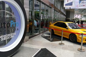 インドネシア初のモーターショーで「日本製エアロ」が早くも登場