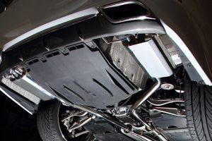 V8サウンドを堪能できる「レクサスLS」用スポーツマフラー
