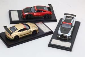 チューンドGT-Rのミニカーを会場限定で販売!!【大阪オートメッセ2017】