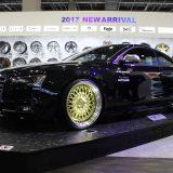 【画像】【大阪オートメッセ2017】創立40周年のワークは新作テンコモリ!!