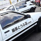 """【画像】30年前のトヨタ""""AE86″が300万円で売れるワケ"""