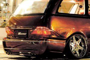 [連載] ミニバン&ワゴンのトレンドをユーザーカーで振り返る【2005〜2006年編】