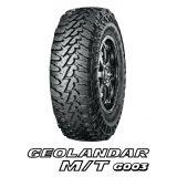「横浜ゴム」がワイルドなルックスのSUV用タイヤ『GEOLANDAR』をリリース