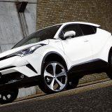 【画像】【閲覧注意】ド〜ンと車高を10cmアップした衝撃のC-HR公開!
