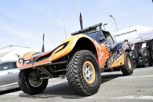 世界一過酷な『Baja1000』参戦マシンは選手の手作り