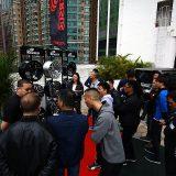 """【画像】香港で""""RAYS""""が高性能ぶりをアピールする展示会を開催"""
