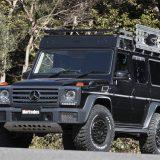 【画像】ゲレンデらしさを訴求するコンバット&レスキュー仕様【GFG Mercedes-Benz G350d】