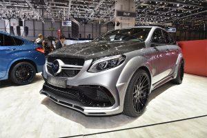 欧州チューナーが提案する最新SUVドレスアップ