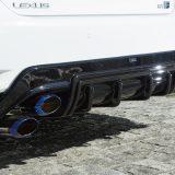 【画像】レクサスGS Fのスポーティ感と品位を両立するエアロキット