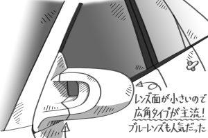 【カスタム回顧録】エアロミラー [第6回]