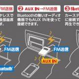 【画像】スマートフォンの音楽を車内で快適に聴く5つのポイント