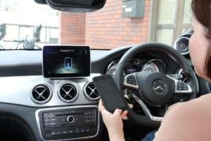 スマートフォンの音楽を車内で快適に聴く5つのポイント