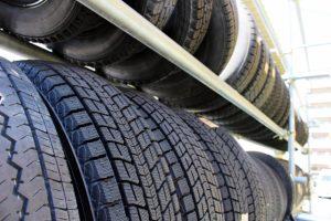 【知ってる?】カンタンにできる!タイヤの正しい保管法