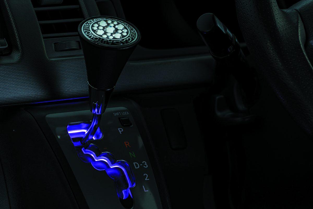 8000パターン以上な点灯モードを持つ『シフトイルミネーション』