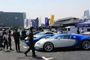 スタイルアップした輸入車の祭典「af imp.スーパーカーニバル」開催!