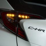 【画像】C-HRのリヤウインカーもシーケンシャル仕様に変更