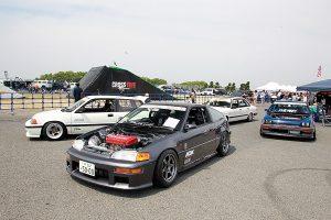 大阪の走り屋文化を発信する『FIVE MART』が手掛ける2台の80's【クロスファイブ】